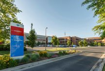 Intermountain Hospitals / Here's a map of Intermountain Hospitals throughout the state.