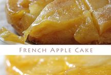 UPSIDE-DOWN CAKES