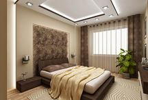 Falce Ceilings / This board is for them who wants to give them home a nice decorative look by different awesome designs of POP False Ceilings.