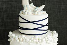 tortas de bautismo