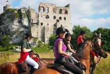 Rando à cheval en Europe / Les randonnées et voyages à cheval en Europe...