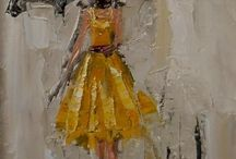 Art Ideas / by Nancy Schultze