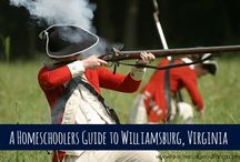 Williamsburg Trip