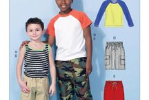 Boys' Patterns / Sewing patterns for boys' clothes / by The McCall Pattern Company