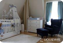 Pokój dziecięcy- by Modern-Vintage Housewife / Nursery room- pokoik dziecięcy by Modern Vintage Housewife