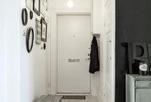 hal ingang hallway / verschillende  hallen en ingangen over de hele wereld in verschillende uitvoeringen