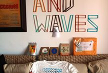 Love and Waves
