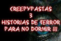 Creepypastas / by Peter Ibarra R