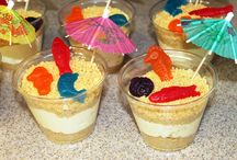Cute foods for summer party's