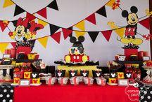 Adornos de Mickey
