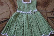 crochet frock