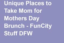 Mother's Day DFW