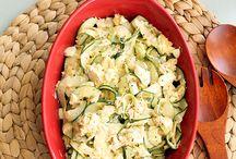 Vaghetti  / Veghetti dishes I've made. / by Lisa Nielsen