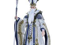 RPG Wizards / druids / shamans / wichs