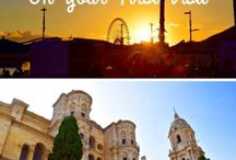 Malaga / Check out the hotels and resorts in Spain! So amazing!