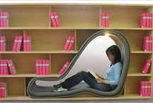 Reading Nooks / by LRAFB Library