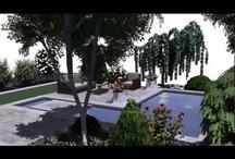 3D Landscape Design / 3D Landscapes Designed with VisionScape's Virtual Property Architect software / by VisionScape 3D Landscape Design