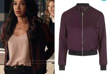 Iris West Outfits