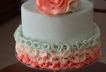 Cakes / by Janet Niedermayer