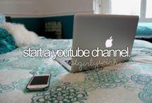 Starting YouTube