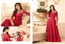 1889  Nitya 88 Pretty Salwar Kameez Collection / For all details and other catalogues. For More Inquiry & Price Details  Drop an E-mail : sales@gunjfashion.com Contact us : +91 7567226222, Www.gunjfashion.com