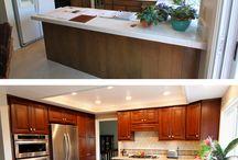 Santa Ana - Kitchen Remodeling / Inspirational Kitchen Designs By Mr Cabinet Care