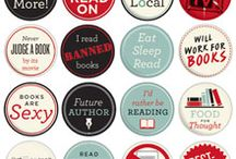Buttons for libraries and archives / Buttons