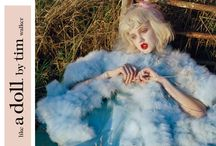 Doll shoot / by Carly Tod