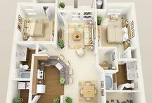 appartement ou maison sims 4 a reproduire