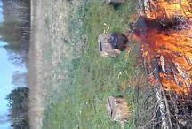 gar żeliwny pieczonka kociołek radomsko