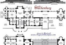 Castle Map