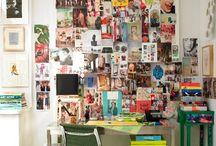 Study/Office Interiors