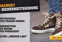 Arbeitsschuhe / Sicherheitsschuhe Deutscher Hersteller