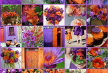 All Kinds of Colors for Weddings