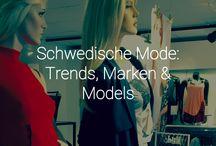 Schwedische Mode / Schönes aus Schweden: Mode, Trends & Models