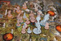 Gry planszowe - Board Games / o grach planszowych