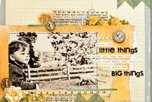 Scrapbook Ideas :-) / by Janet Heath