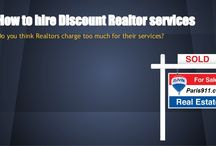 Discount real estate services