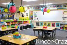 K - Room Decorations/Bulletin Boards / by Caitlin Norton