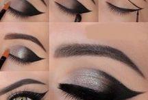 Göz makyajı 2