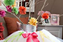 projects and home decor! / by Amanda White