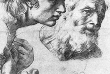 Drawings: Renaissance Masters' Style