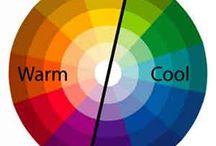 beeldaspect: Kleur / Primair Secundair Complementair contrast Ware kleuren/ Koude kleuren Kleurcontrast Tint/ Toon Kleurenverloop