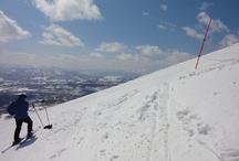 ski/winter sports