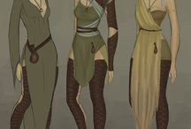 Elf cosplay