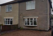 A before this house got a major external upgrade