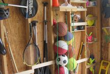 DIY Home: Garage / Game Room / garage / game room decor and DIY ideas. / by Ryann Salamon