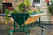 Gardening and Outdoor design s / by Maureen Montoya