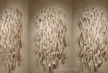 Abstract Sculptures by Artist Caprice Pierucci / Abstract art by Caprice Pierucci at Paia Contemporary Gallery