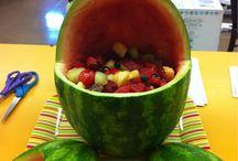 bursdags frukt